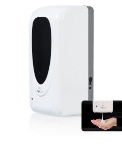touchless wallmount dispenser foam soap